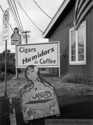 The Cigar Store